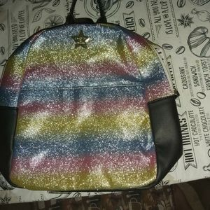 Betsey Johnson backpack small